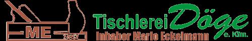 Tischlerei Werner Döge e.K. - Logo